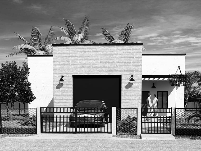 Single Family Project | NDT Project | Washington Park - Fort Lauderdale, FL