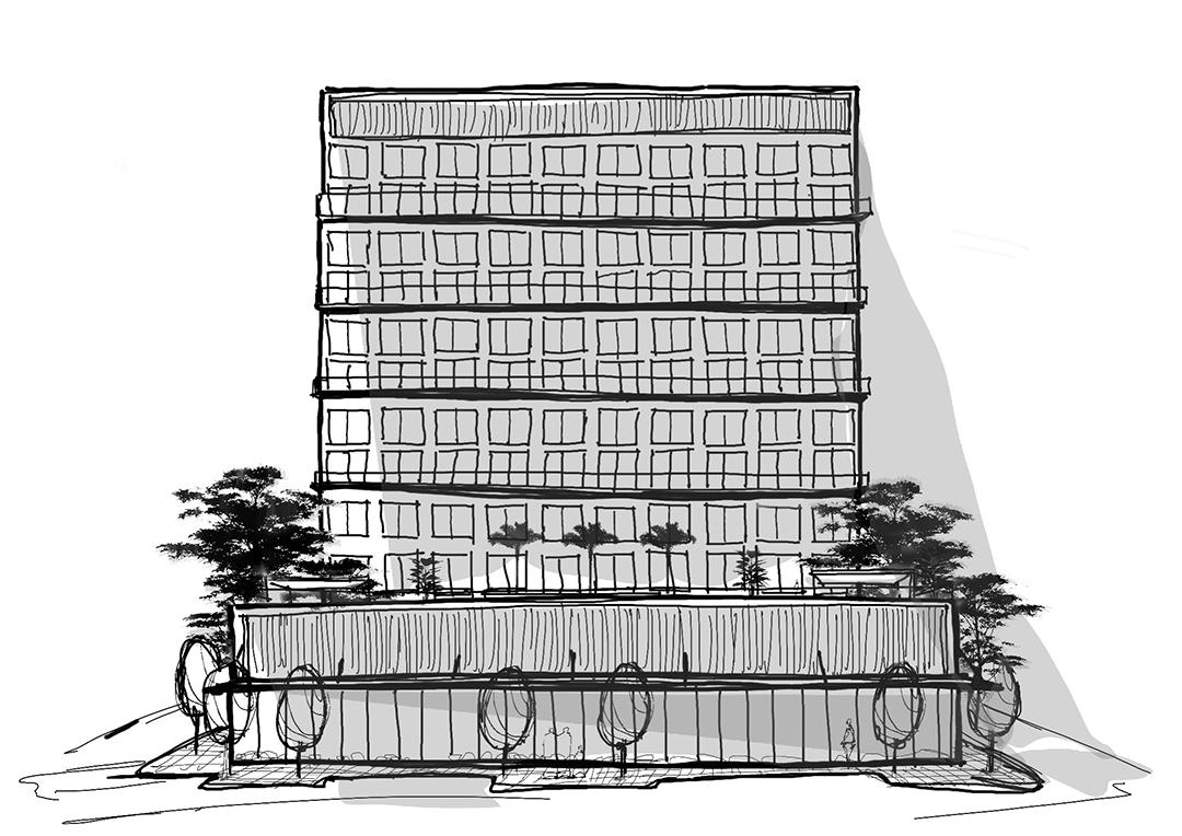 In Progress Portfolio Architecture | Flagger Village Apartments | Fort Lauderdale